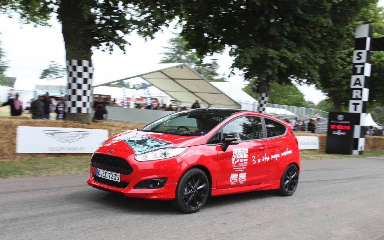 Ford fiesta primo contatto e opinioni al volante della 1 0 ecoboost red edition