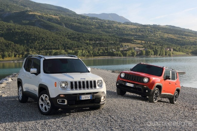 Jeep Renegade 1.6 Multijet Longitude - Le nostre impressioni di guida