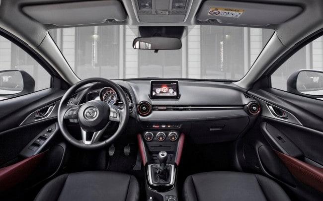 Mazda cx 3 consumi idea di immagine auto for 500x hdmotori