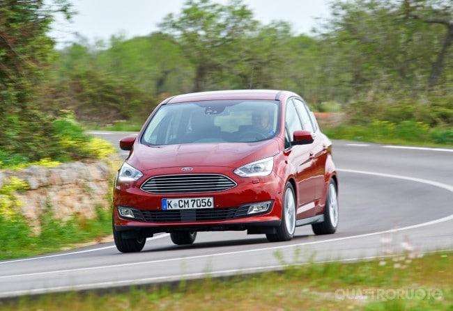 Ford C Max 1 5 Ecoboost 150 Cv Primo Contatto E Opinioni