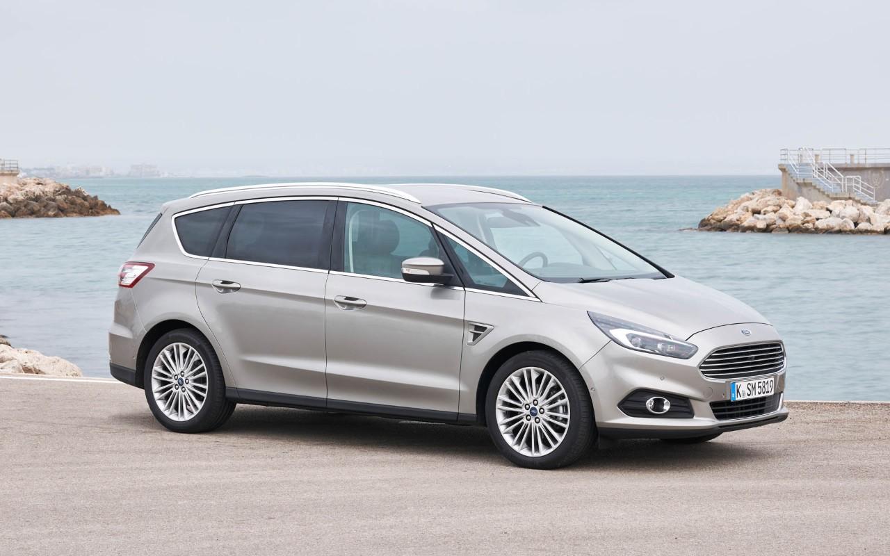 Ford s max 2 0 tdci 180 cv s s primo contatto e opinioni pi potente e sofisticata quattroruote it
