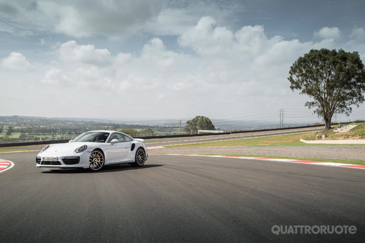 "Porsche 911 - Di ""Turbo"" vera ce n'è una sola"