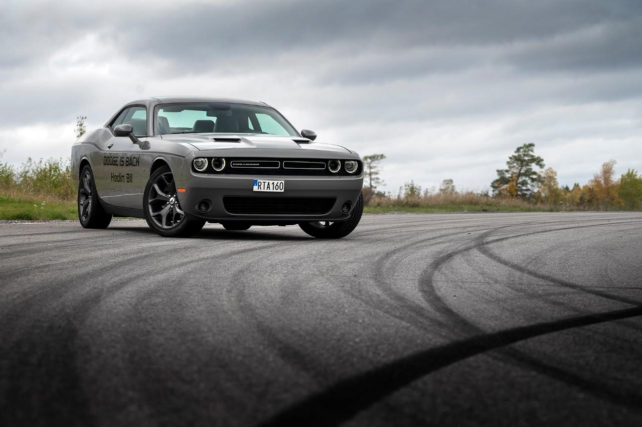 Dodge Challenger - Al volante della Hellcat