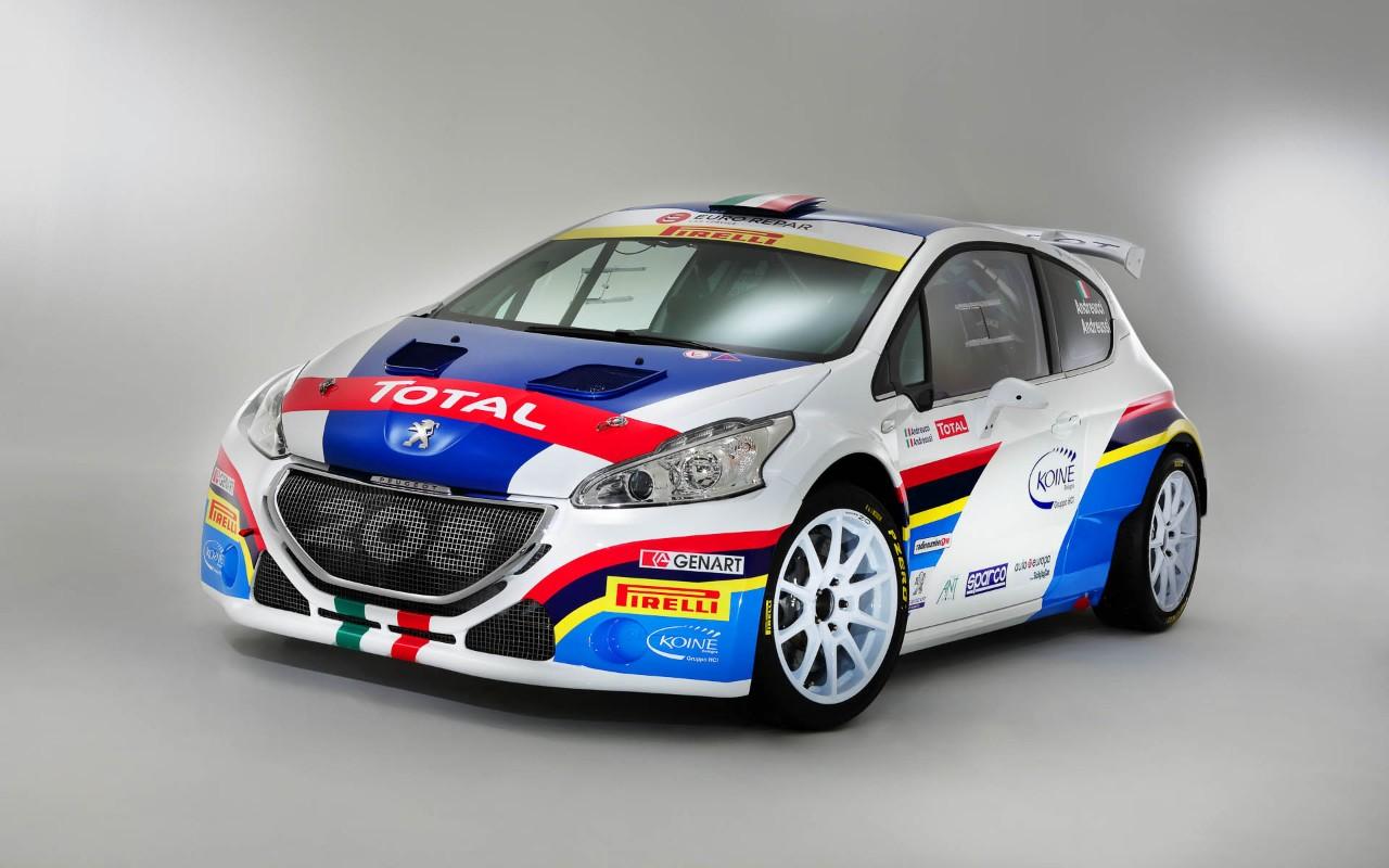Peugeot Sport - All'attacco del nono italiano