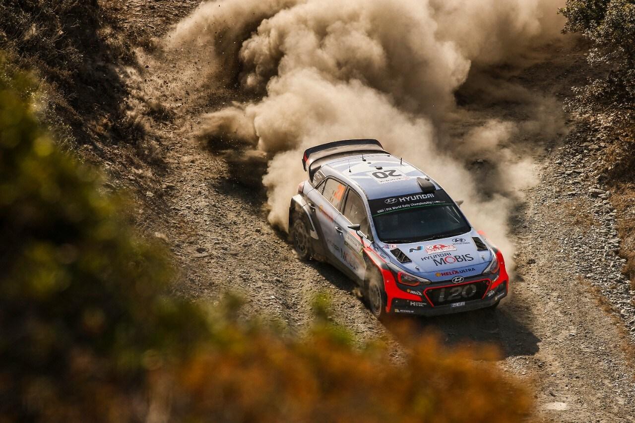 Mondiale RallyHyundai annuncia il rinnovo per Neuville, Sordo e Paddon