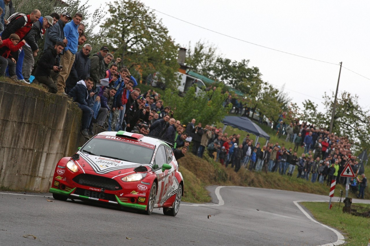 Italiano RallyAndreucci vince il Due Valli. Basso-Granai Campioni 2016