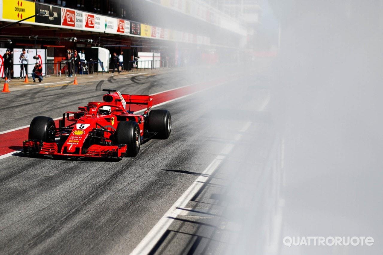 Formula 1 - Marchionne minaccia ancora un'uscita delle Ferrari dal circus