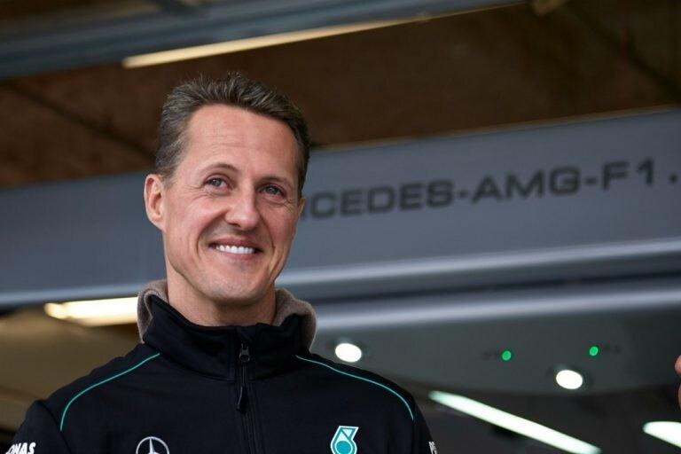 Michael Schumacher - Si trasferirà in Spagna insieme alla famiglia