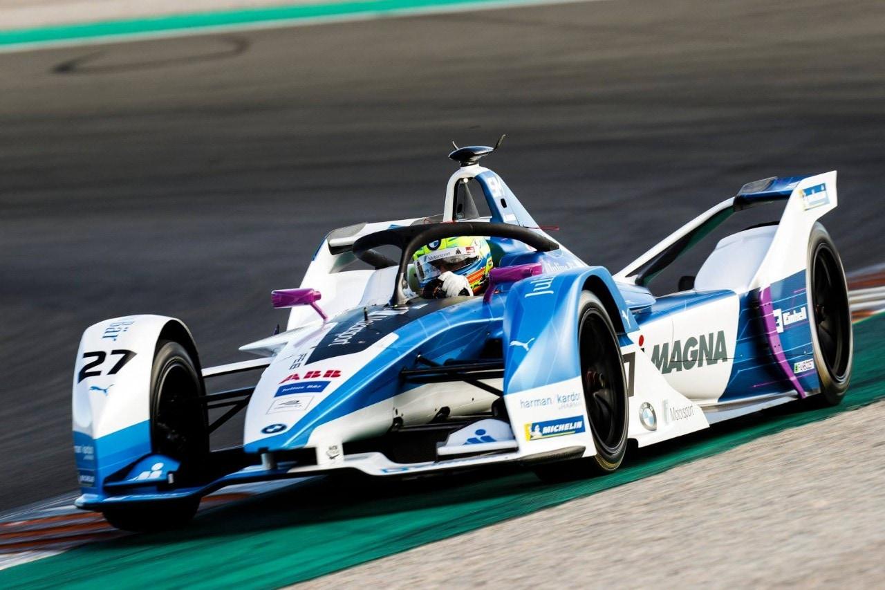 Formula E - Test Valencia, la BMW detta il passo con Sims