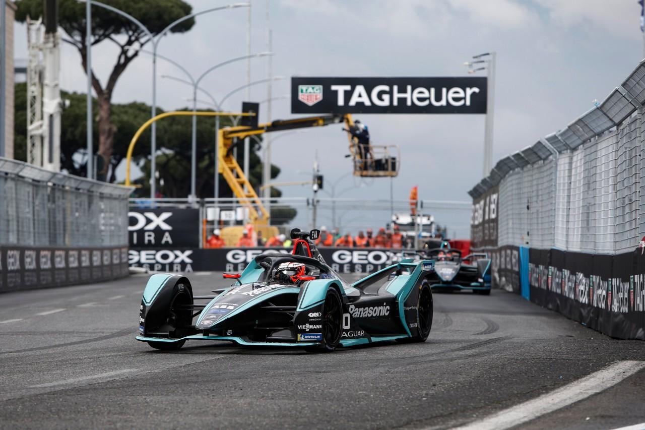 Formula E - La Jaguar vince l'ePrix di Roma