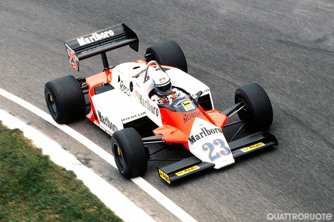 cd7c5c05d Formula 1 - Alfa Romeo, 40 anni fa il ritorno da costruttore ufficiale -  FOTO GALLERY - Quattroruote.it