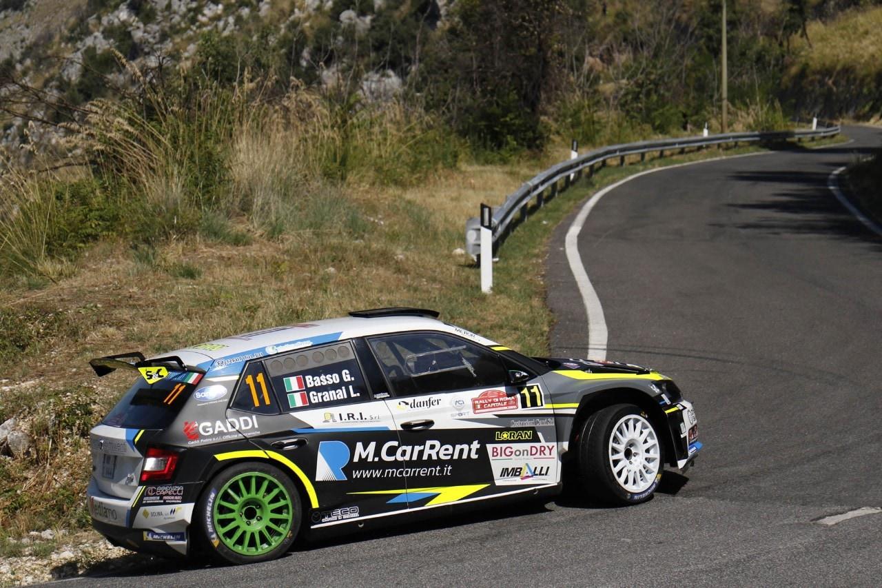 Italiano Rally - Basso vince il 7 Rally Roma Capitale
