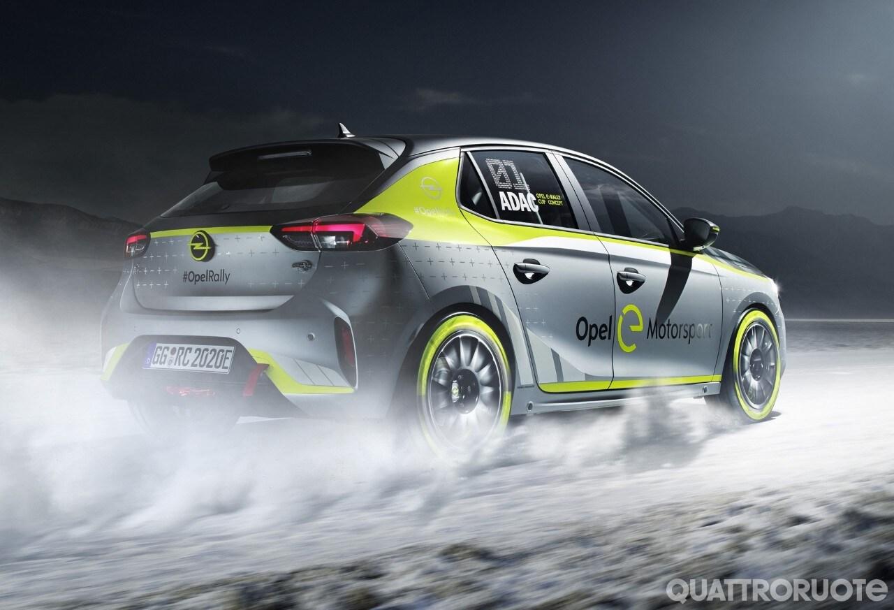 opel corsa 2021 quattroruote - car wallpaper