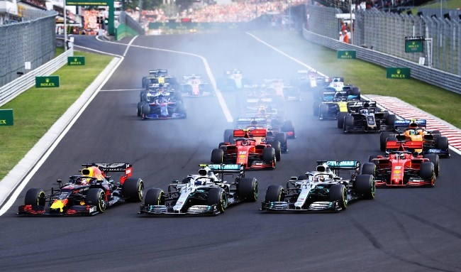 Meridiani Montagne Calendario 2020.Formula 1 Nel 2020 Si Correranno 22 Gran Premi
