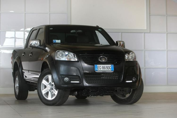 great wall steed 5 i prezzi del nuovo pick up quattroruote