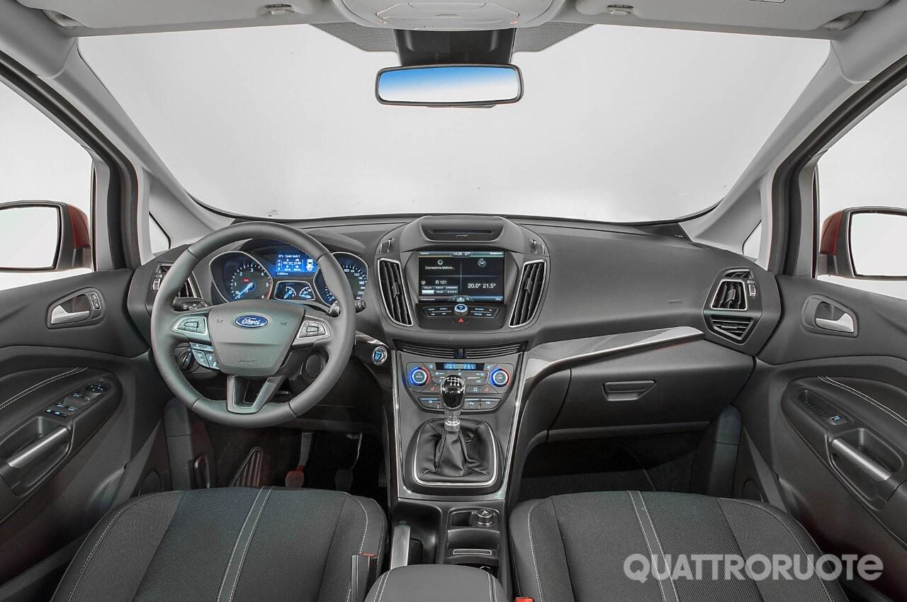 Ford c max prova e opinioni la prova della 1 5 tdci 120 cv titanium x quattroruote it