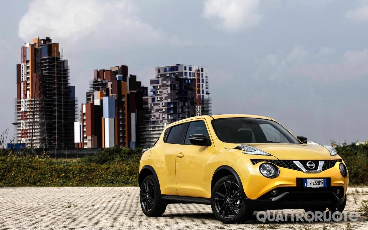 Nissan Juke Prova E Opinioni Più Efficiente E Versatile Quattroruote It