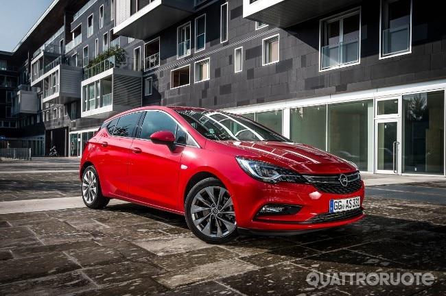 Opel Astra - Prova e Opinioni - La Prova Della 1.6 CDTi 136 ...