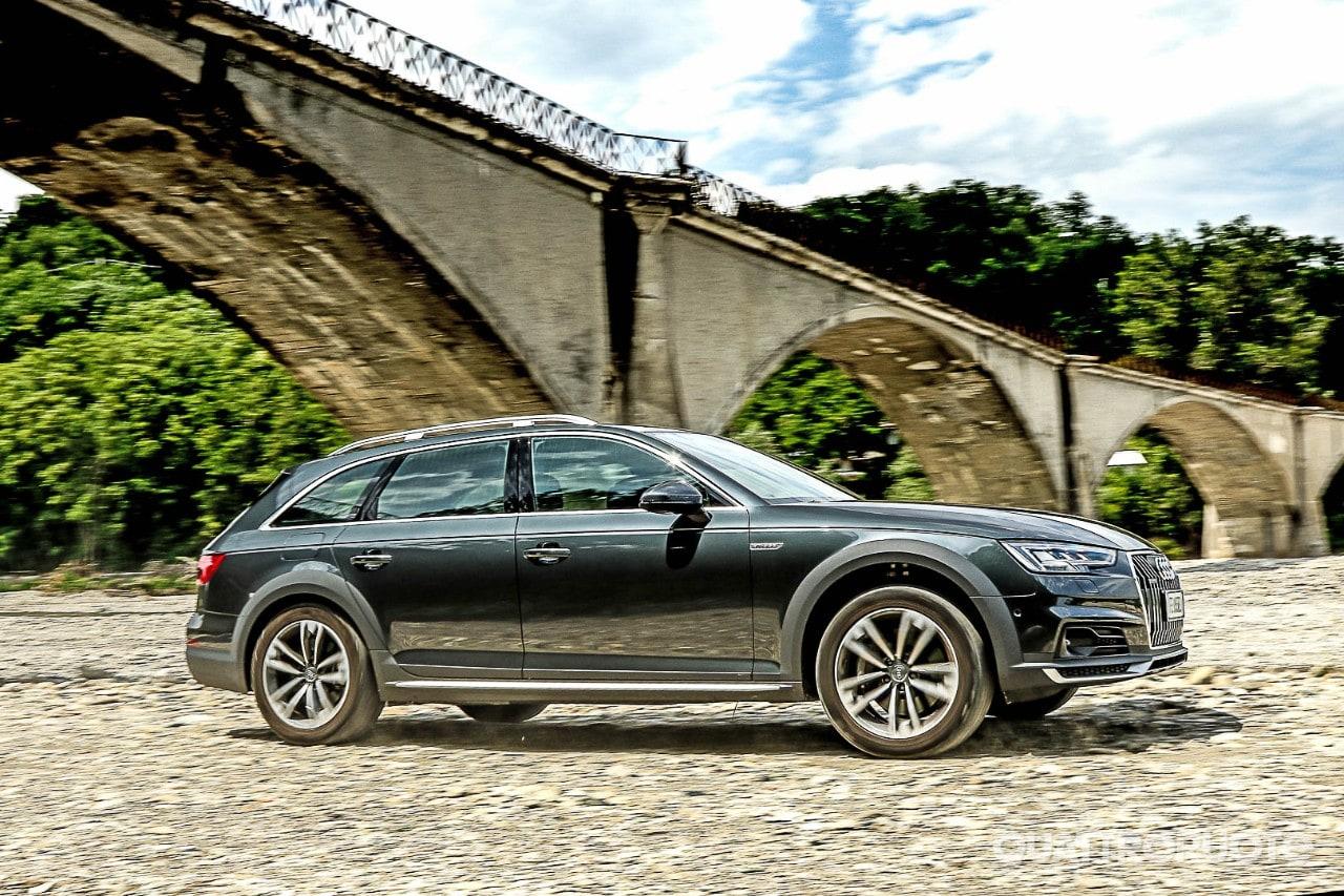 Audi a4 allroad prova e opinioni la prova della 3 0 tdi quattro business evolution quattroruote it