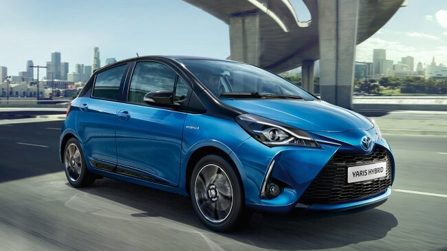 toyota yaris hybrid - quattroruote.it