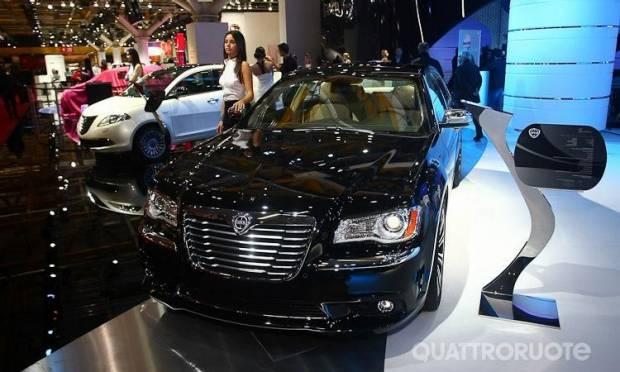Lancia Thema al Motor Show 2011