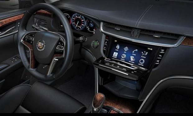 Cadillac XTS (2012)