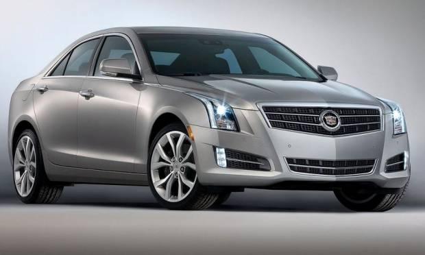 Cadillac ATS in pista (2012)