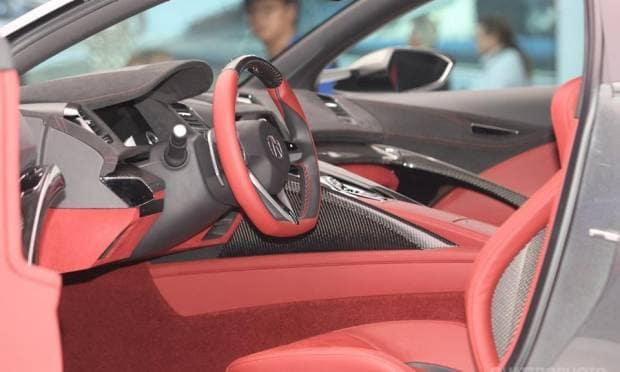 Acura NSX Concept [live]