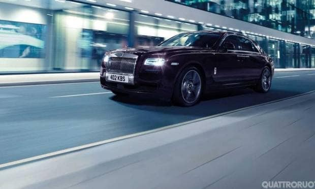 Rolls-Royce Ghost V-Specification (2014)