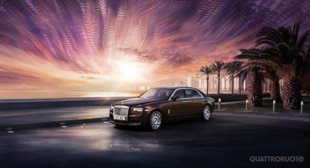 Rolls-Royce Ghost Series II (2014)
