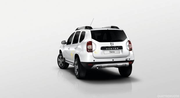 Dacia Duster Air (2014)