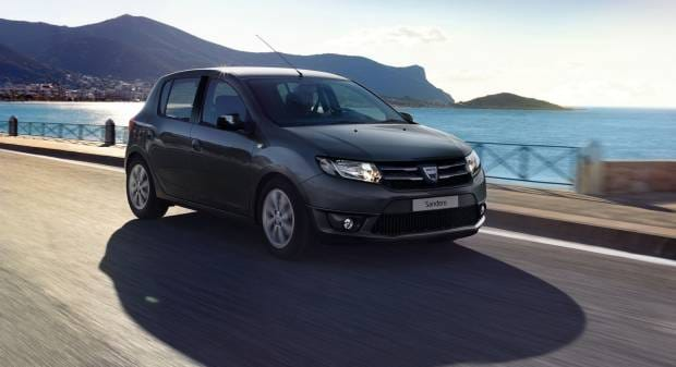 Dacia Sandero Extra (2014)