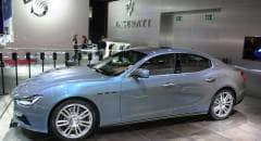 Maserati al Salone di Parigi 2014 [live]