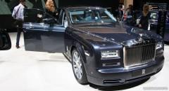 Rolls-Royce al Salone di Parigi 2014 [live]