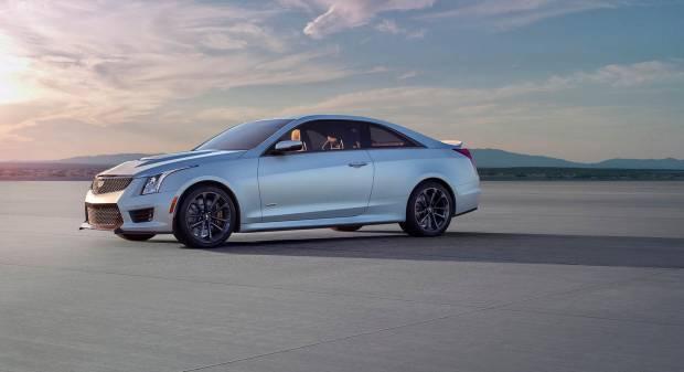 Cadillac ATS-V (2014)