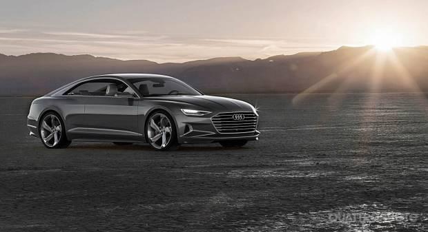 Audi Prologue Piloted Driving Concept (2015)