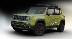 Jeep Renegade off-road Mopar (2015)