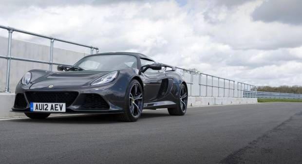Lotus Exige S Automatic (2015)