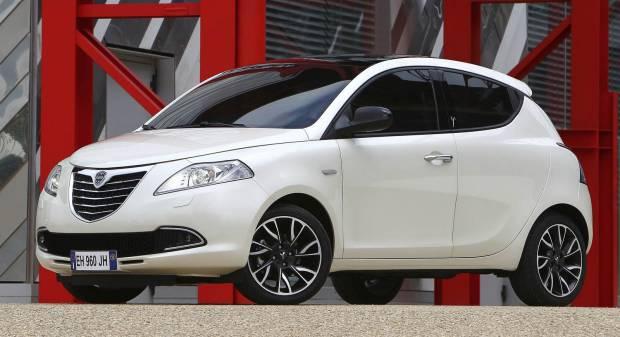 Lancia Ypsilon (2012)