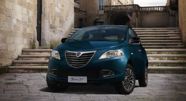 Lancia Ypsilon 30th Anniversary (2015)
