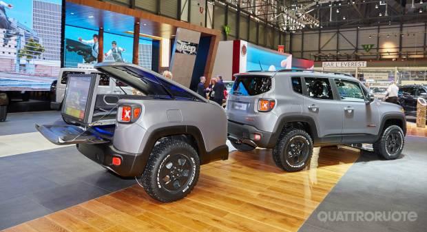 Listino Jeep Renegade 2014 2019 Prezzo Caratteristiche Tecniche