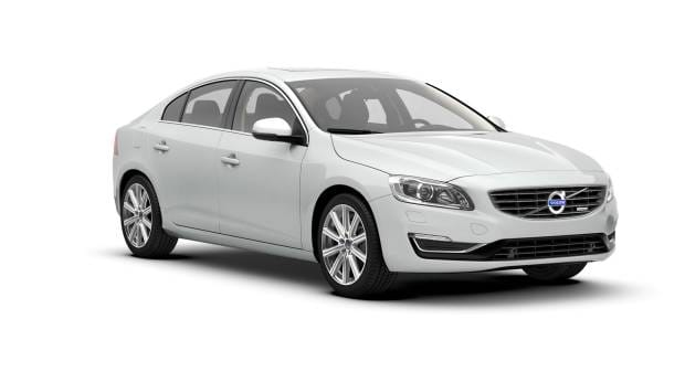 Volvo S60L T6 twin engine (2015)