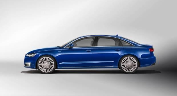 Audi A6 L e-tron (2015)