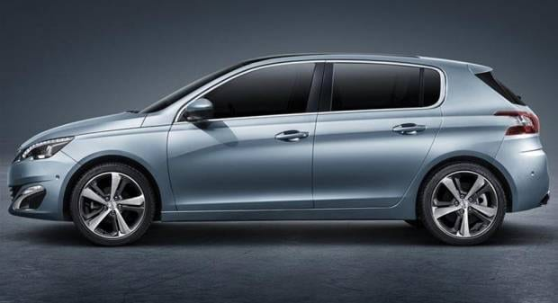Peugeot 308S (2015)