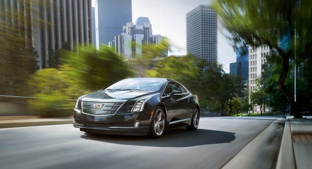 Cadillac ELR (2015)
