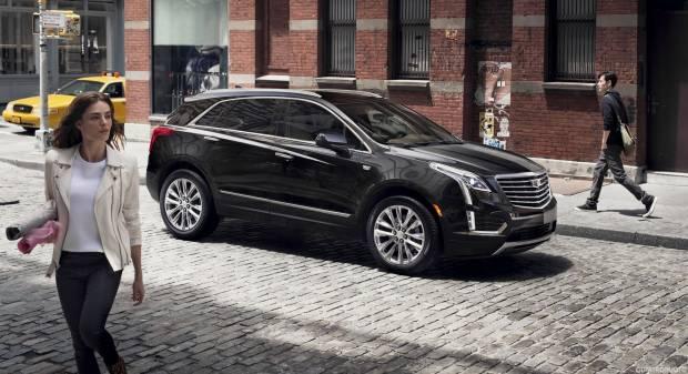 Cadillac XT5 (2015)