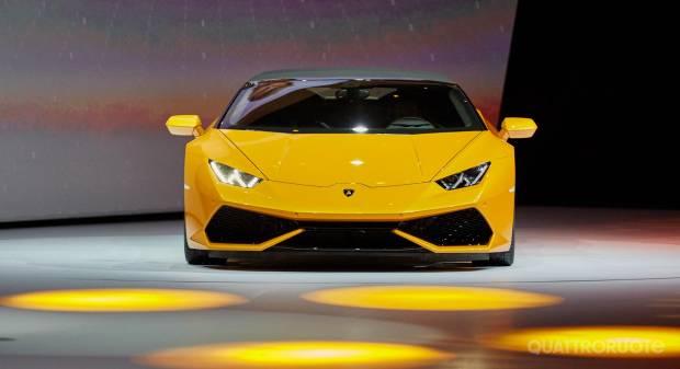 Lamborghini Huracán LP 610-4 Spyder [live]