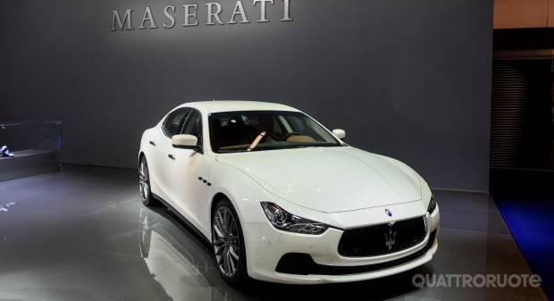 Maserati Ghibli diesel [live]