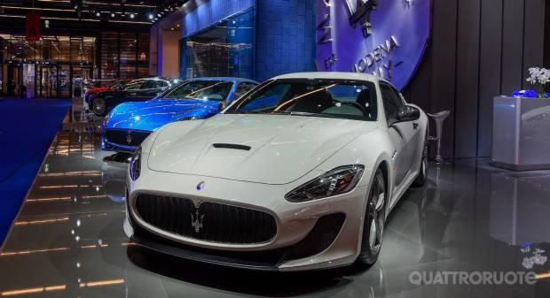 Maserati GranTurismo MC Stradale [live]
