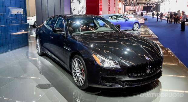 Maserati Quattroporte GTS Zegna Edition [live]